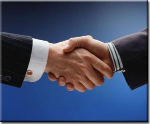 Договор между OOO и ИП