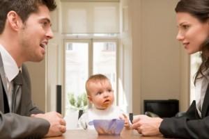Соглашение об алиментах - самое удачное решение при разводе