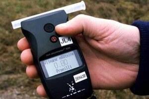 Прибор для определения количества алкоголя в крови