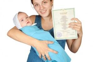 Прописка ребенка после рождения: некоторые особенности