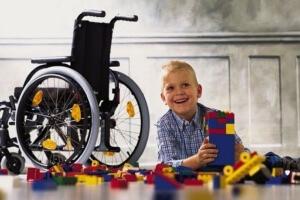 Дети-инвалиды - отдельная категория