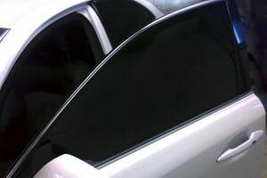 Тонировка - это красиво, но всегда в пользу водителю!