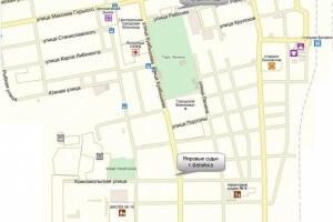 Яндекс-карты - помощники определения адресов судов