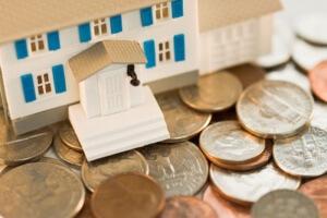 Аванс  часто вносится при покупке недвижимости