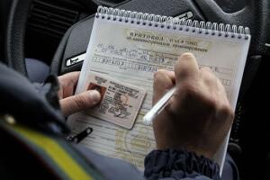 Водительских прав могут лишить в любом городе страны