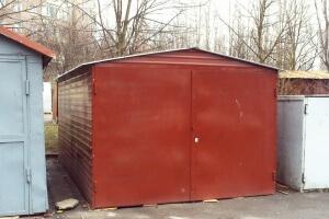договор купли-продажи гаража