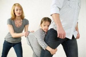 Как развестись с мужем если есть ребенок