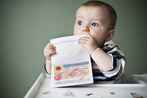 Перечень документов на загранпаспорт