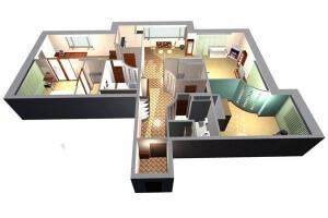 Регистрация планировки в квартире