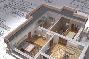 Как узнать, что входит в жилую площадь частного дома, и как ее можно посчитать?