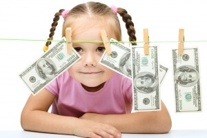 Сколько платить алименты за двоих детей