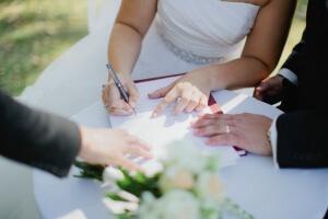 брак признается недействительным