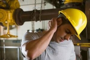 Источники травм и определение степени травматизма в промышленной среде