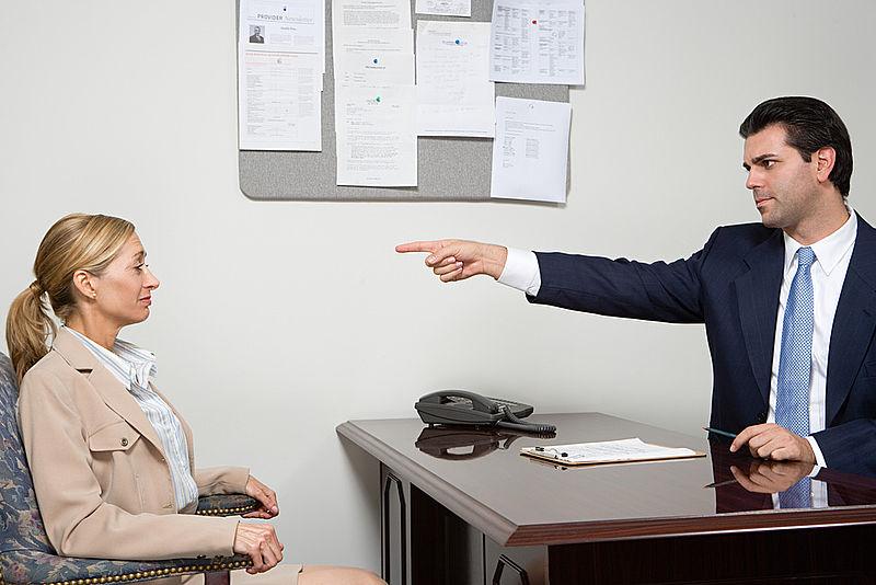 Что делать если на работе тебя подсиживают на работе