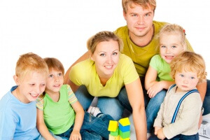 Что полагается многодетным семьям