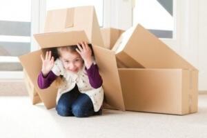 Выписка несовершеннолетнего ребенка из квартиры