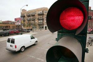 Как карается проезд на красный свет светофора