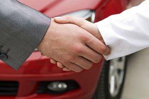договора о купли – продаже автомобиля