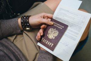 Какие документы нужны на паспорт россии для нр