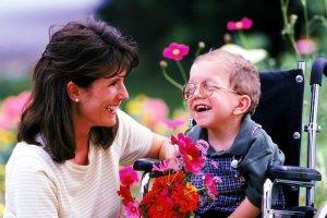 Мама ребенка инвалида