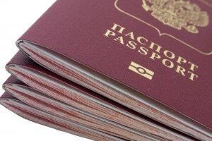 Какие документы при получении паспорта
