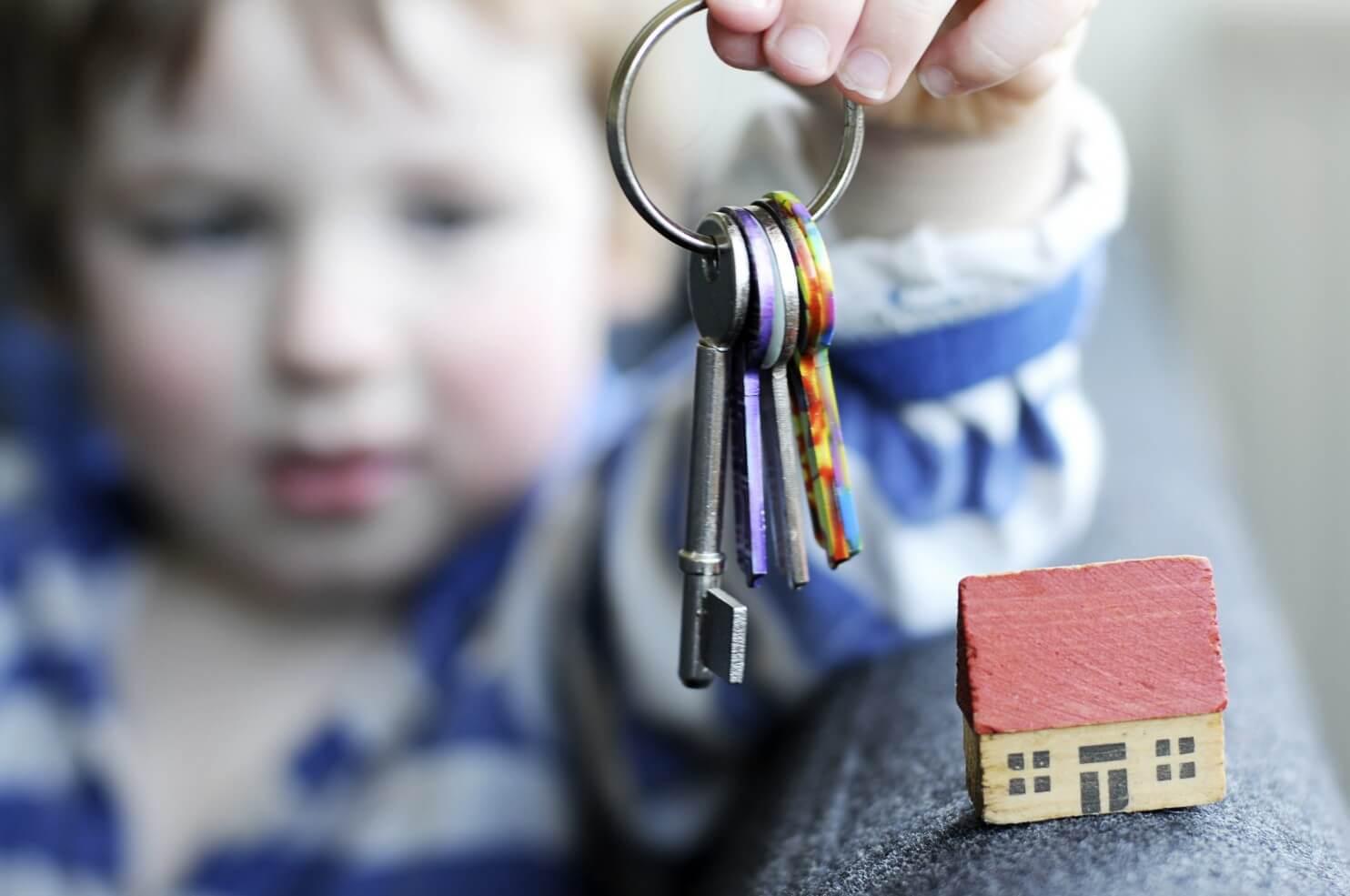 недвижимость по дарственной при разводе однако, стал