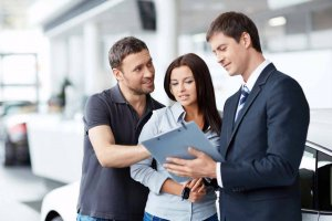 договор о купли – продаже автомобиля