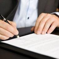 Правовые последствия незаключенного договора