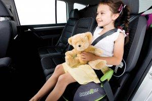 Штраф за езду без детского кресла: от и до