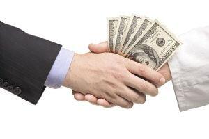 Образец расписки о получении денег в долг
