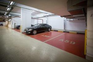 Длительность договора аренды парковки