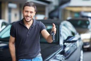 Поиск владельца авто