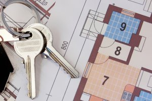 Ключи и план помещения