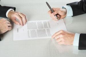 Виды коммерческих договоров