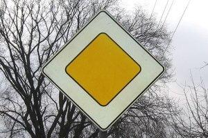 Главная дорога ПДД или основное что нужно знать об этом