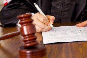 Составление заявления о выдаче копии решения суда
