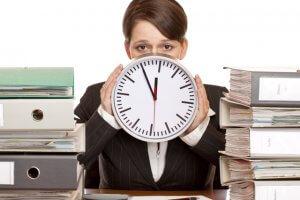Ограничения в рабочем времени