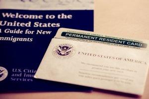 Документы для получения виды на жительство в Америке