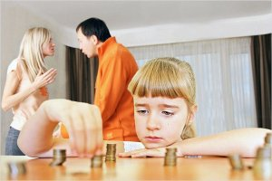 Развод при наличии детей