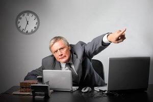 Увольнение с работы