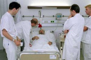 Принудительная госпитализация