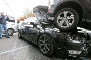 Фиксация аварии