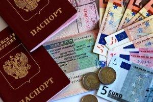 Стоимость оформления шенгенской визы