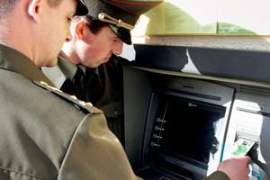Каждый военнослужащий может проверить правильность начислений