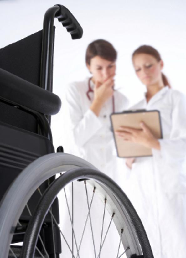Инвалиды 2-ой группы прроходят регулярные обследования