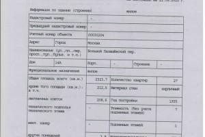 Срок действия кадастрового паспорта на квартиру. Нюансы и особенности оформления кадастрового паспорта