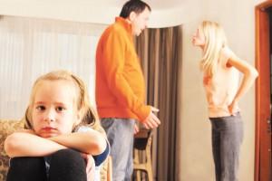 Если в семье есть дети,бракоразводный процесс может затянуться