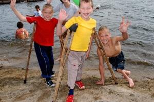 Дети-инвалиды имеют право на бесплатное оздоровление
