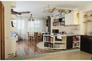 В последнее время много квартир перепланировали