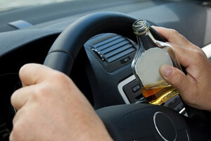 Употребление алкоголя за рулем - преступление